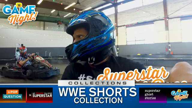 EXCLUSIVE: WWE Shorts Collection Coming To WWE Network