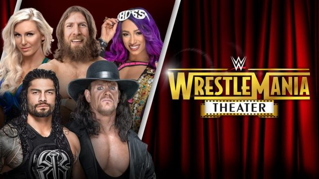 Wrestlemania Theater WWE Network Collection Officially Added – Links
