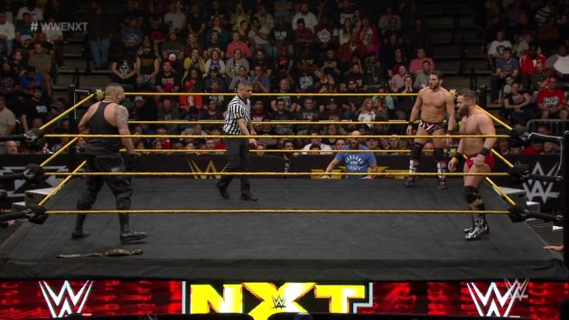 Wwe Nxt 29th March 2017