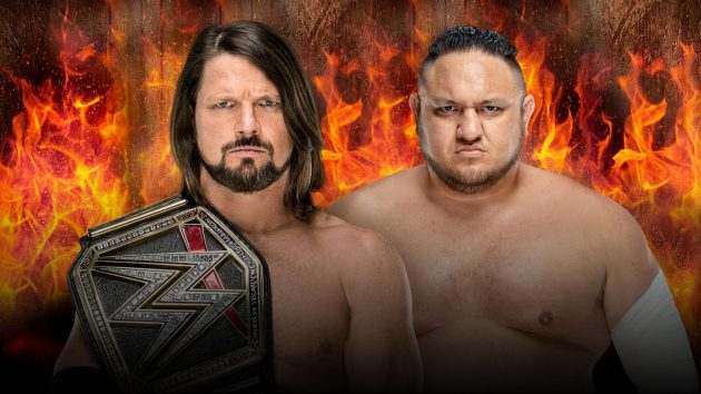 POLL: What Match Are You Most Anticipating From WWE Hell in