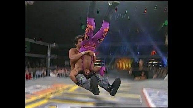 Throwback Thursday: WCW/nWo Halloween Havoc '98, As Seen on WWE Network | WWE Network News
