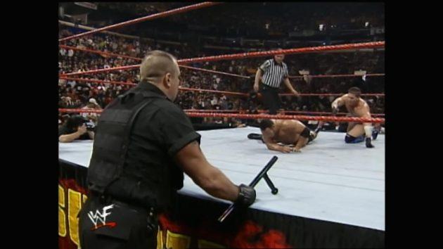 Throwback Thursday: WWF Survivor Series '98: Deadly Game, As
