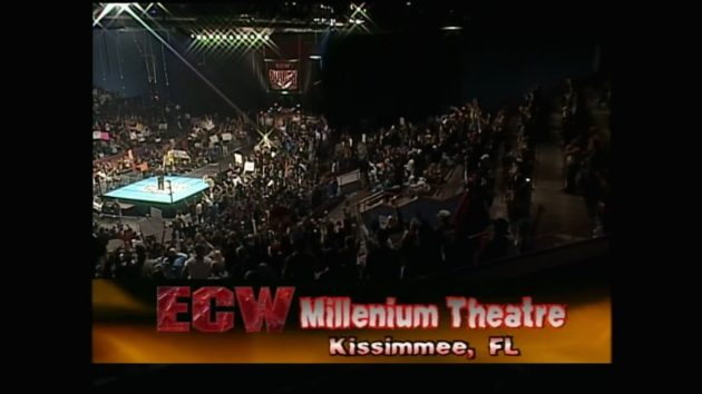 Throwback Thursday: ECW Guilty as Charged '99, As Seen on