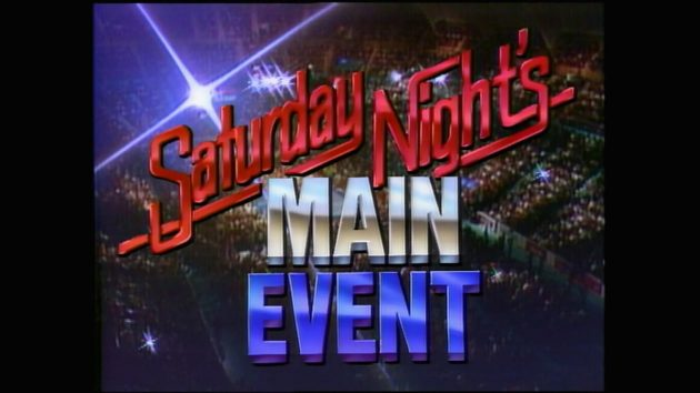 Throwback Thursday: WWF Saturday Night's Main Event XIX (Jan