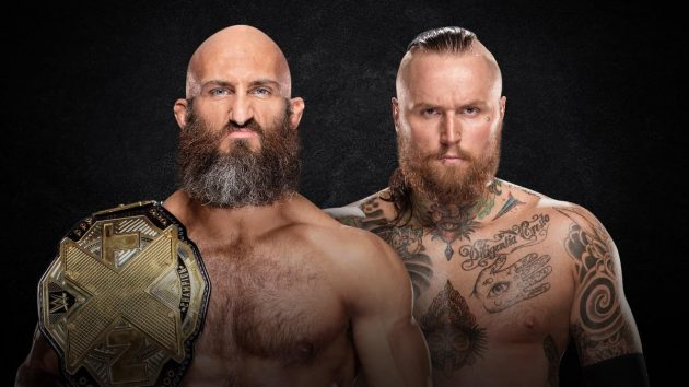 POLL: What Was Your Match Of The Night For WWE NXT Takeover