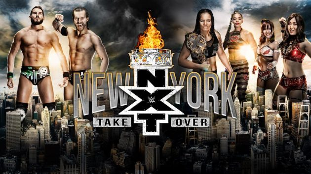WWE NXT Takeover: New York 2019 Quick Results: New NXT