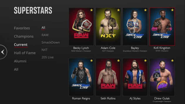 Notes On New WWE Network 2 0 Upgrade – Bugs, Missing Content