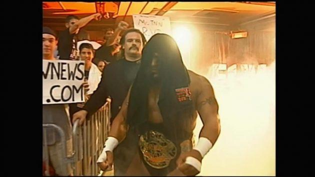 Throwback Thursday: ECW On TNN #2 (Sept. 3, 1999), As Seen