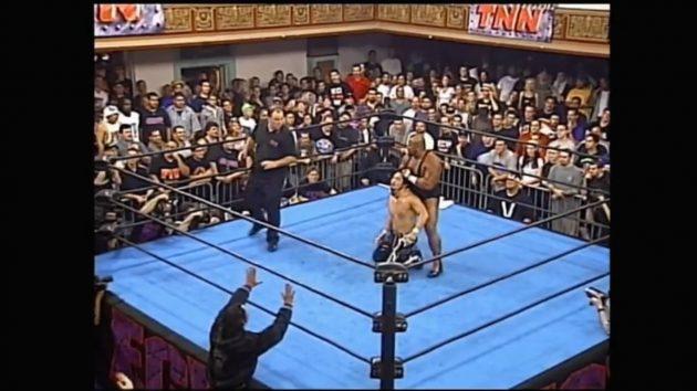 Throwback Thursday: ECW on TNN #2 (Sept  3, 1999), As Seen