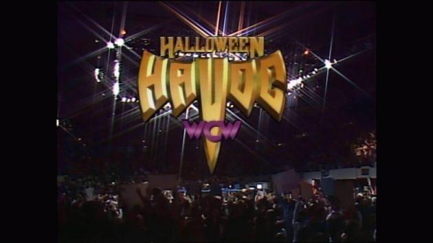 Throwback Thursday: WCW Halloween Havoc '92: Spin the Wheel