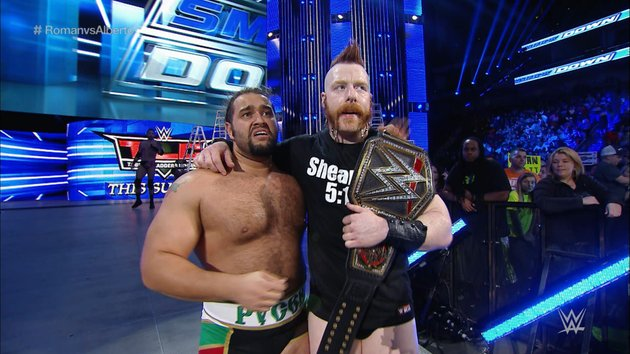 Today In Wrestling History Via Wwe Network 12 10 2019 League Of Nations V Dean Ambrose Roman Reigns And The Usos Wwe Network News