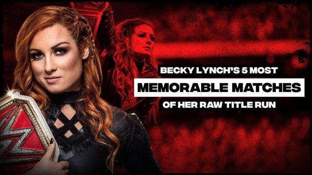 Watch WWE Essentials E02 Becky Lynch Best Title Matches