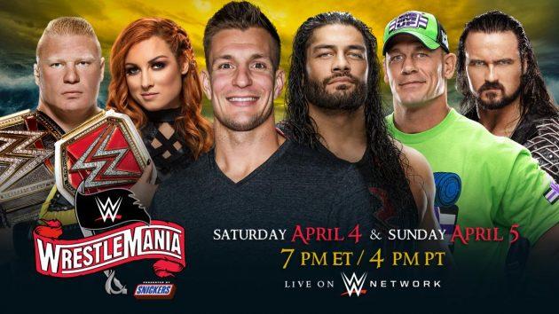 WWE Could Still Cancel Wrestlemania 36 Due To Coronavirus Pandemic 1