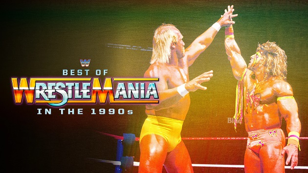 Watch WWE The Best OF Wrestlemania 1990s