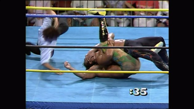 Throwback Thursday: WCW Beach Blast '92, As Seen on WWE Network and Peacock | WWE Network News
